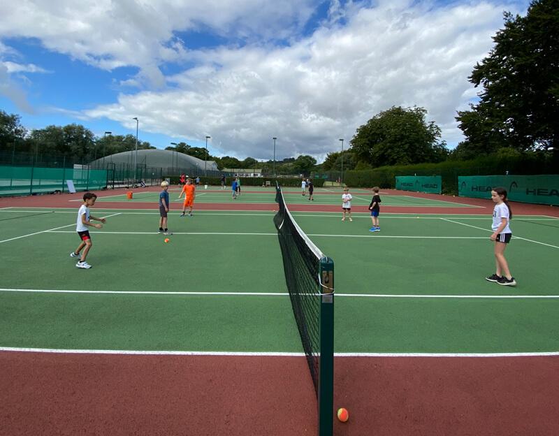 SDSC Junior Tennis