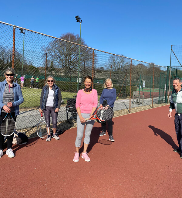 Southdown Sports Club Tennis in Lewes