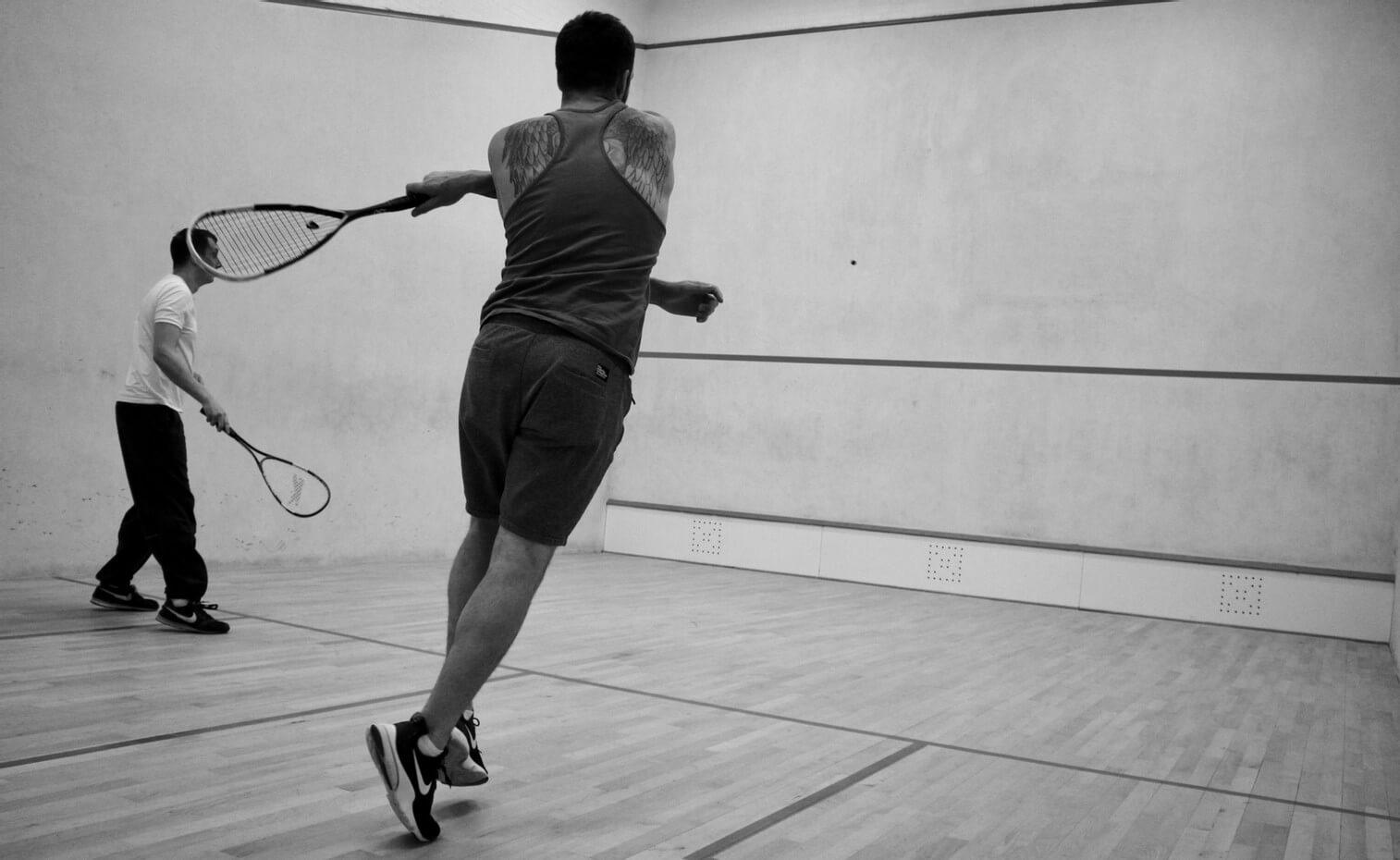 Squash at Southdown Sports Club