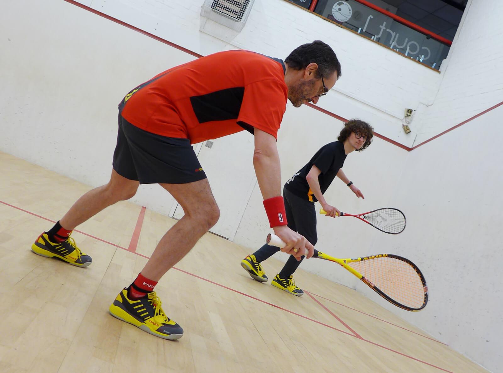 Squash in Lewes