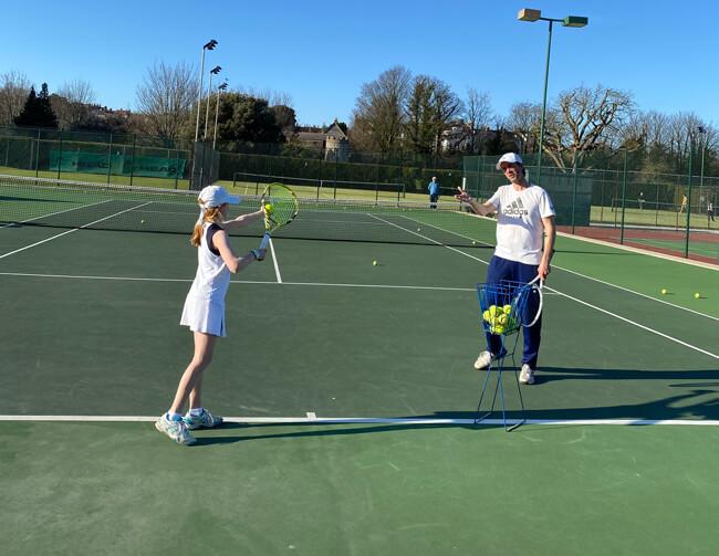 Tennis Coaching in Lewes